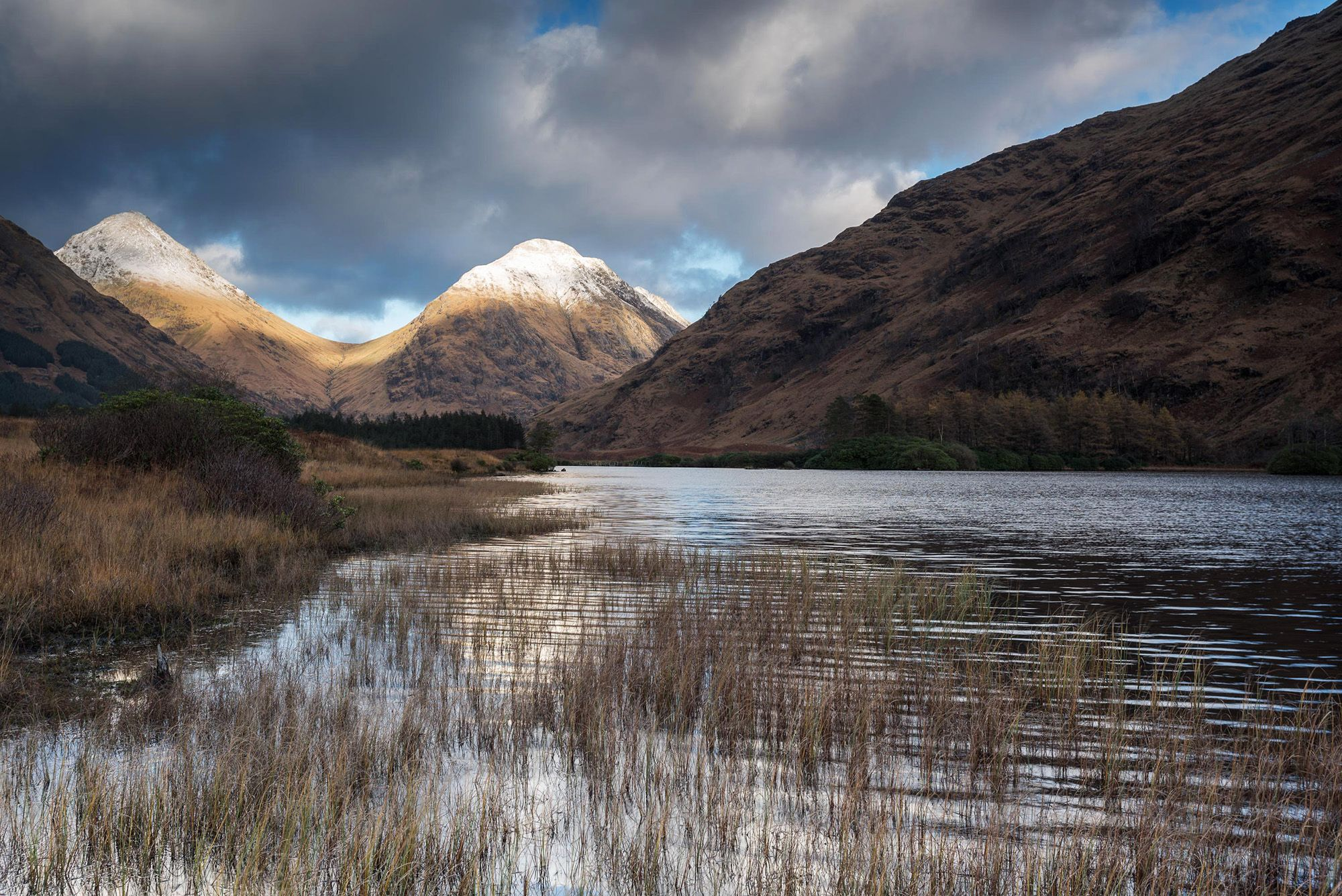 Why do photographers love Glencoe?